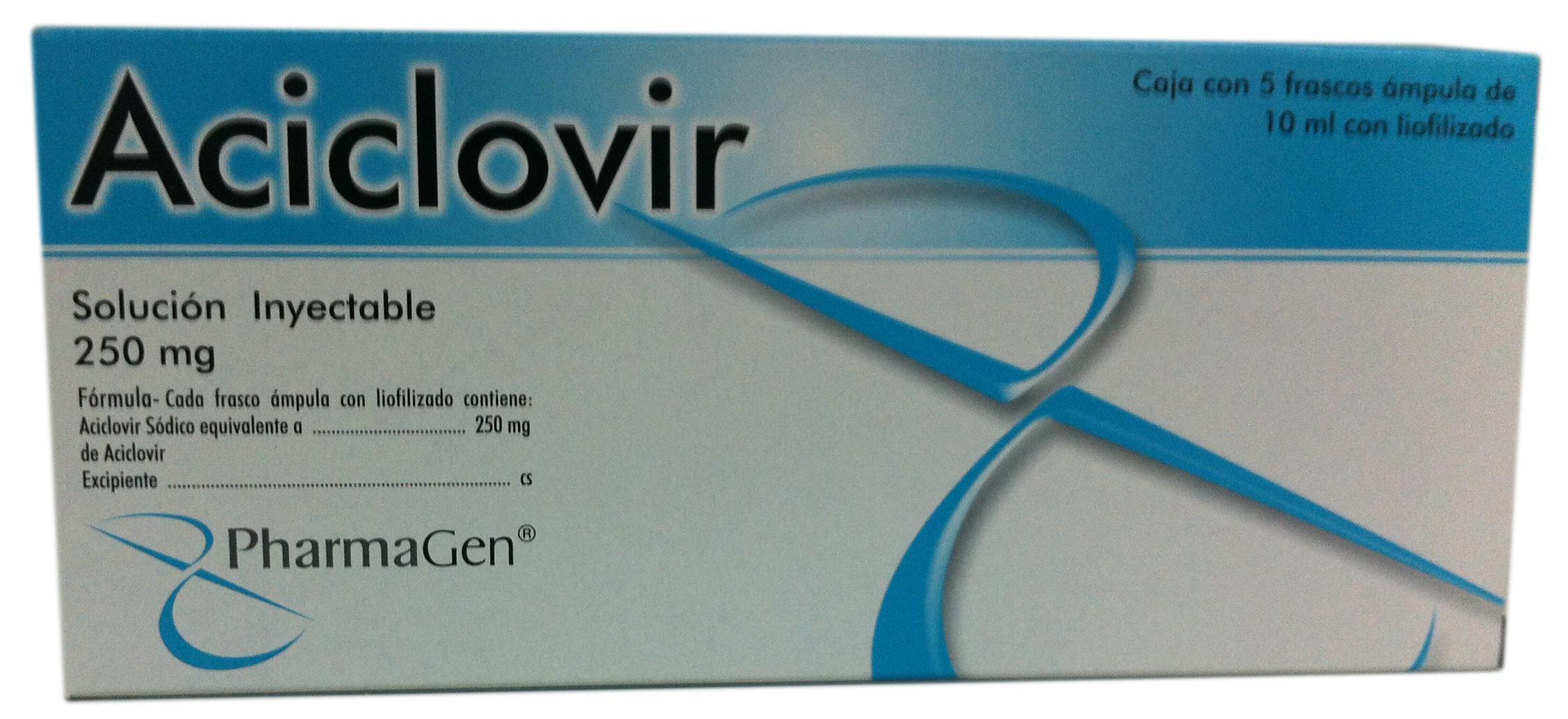 Aciclovir (Oral)