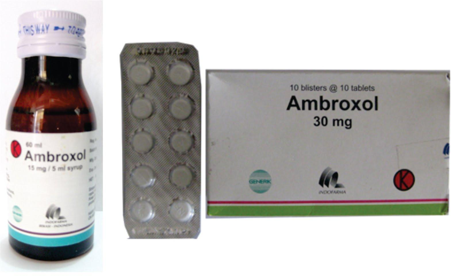 Ambroxol (Oral)