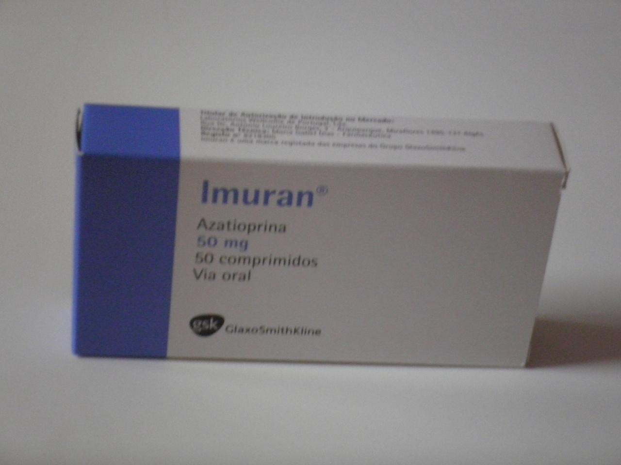 Azatioprina (Oral)