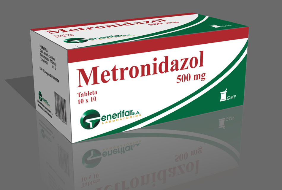 Metronidazol (Injetável)