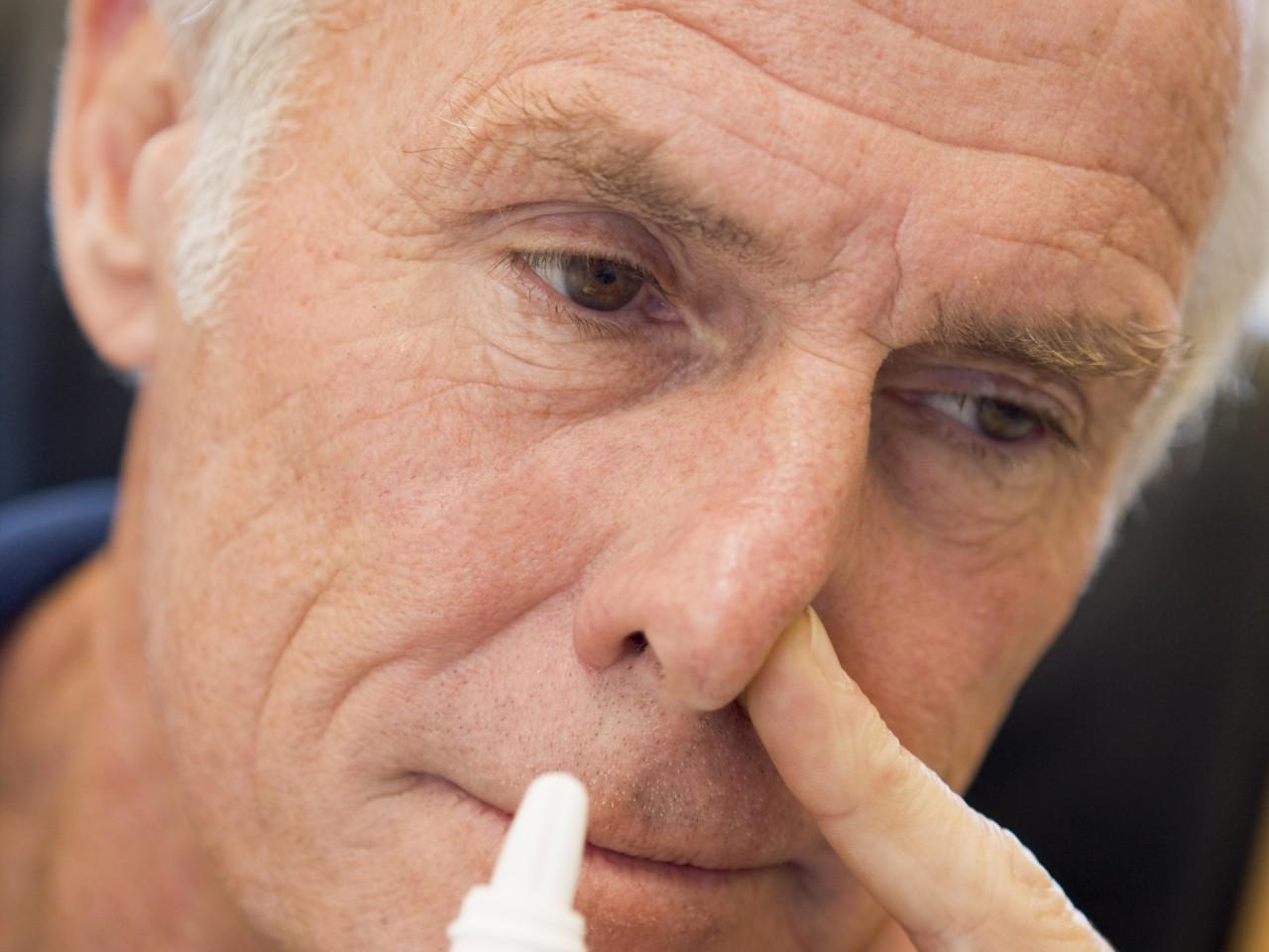 Ocitocina (Nasal)