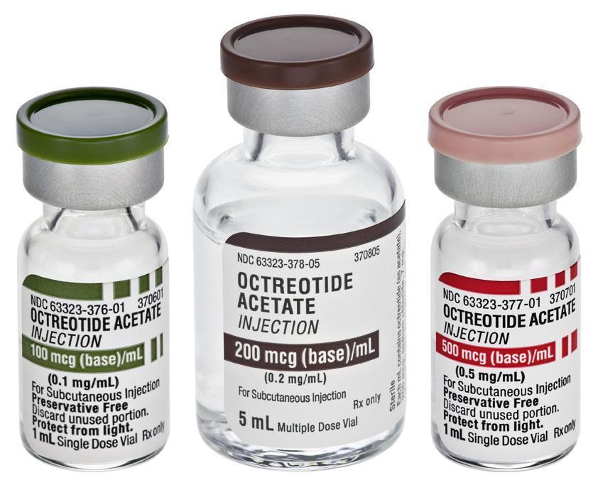 Octreotide (injetável)