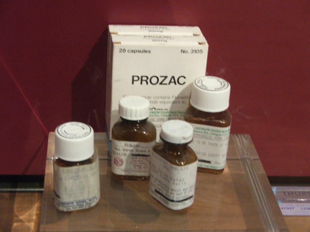 Os Antidepressivos Tricíclicos (Oral)