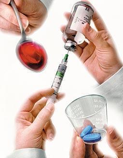 Penicilina G (Oral)