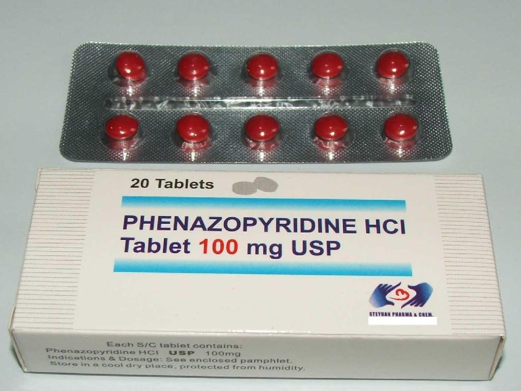 Phenazopyridine (Oral)