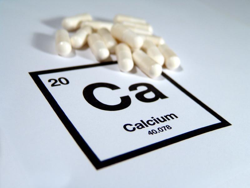 Suplementos de Cálcio (Oral)
