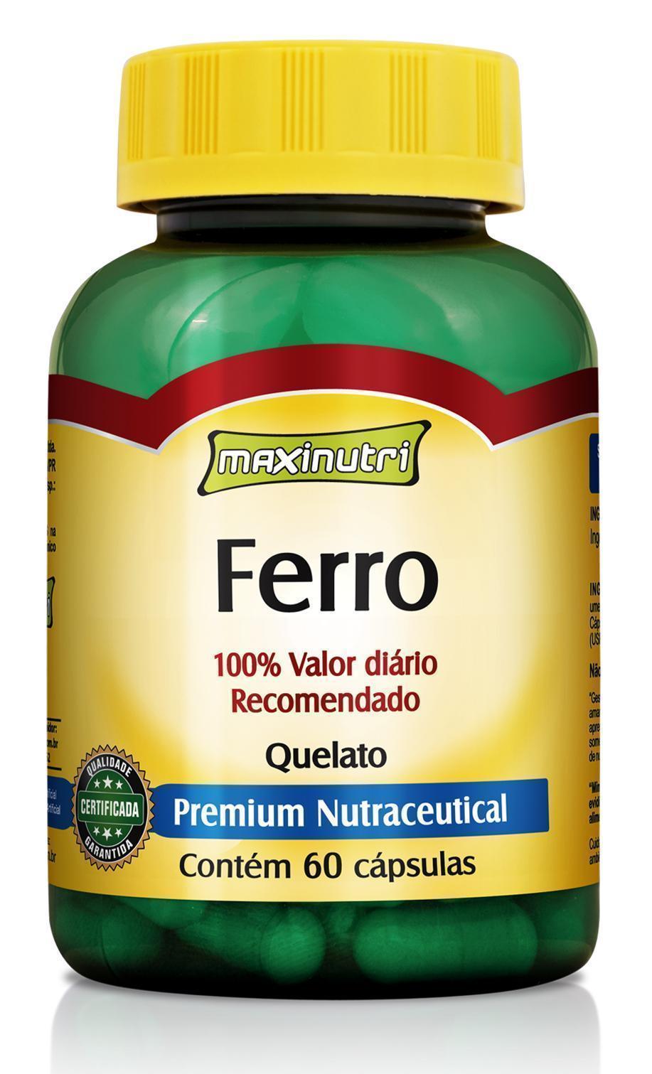 Suplementos de ferro (Oral)