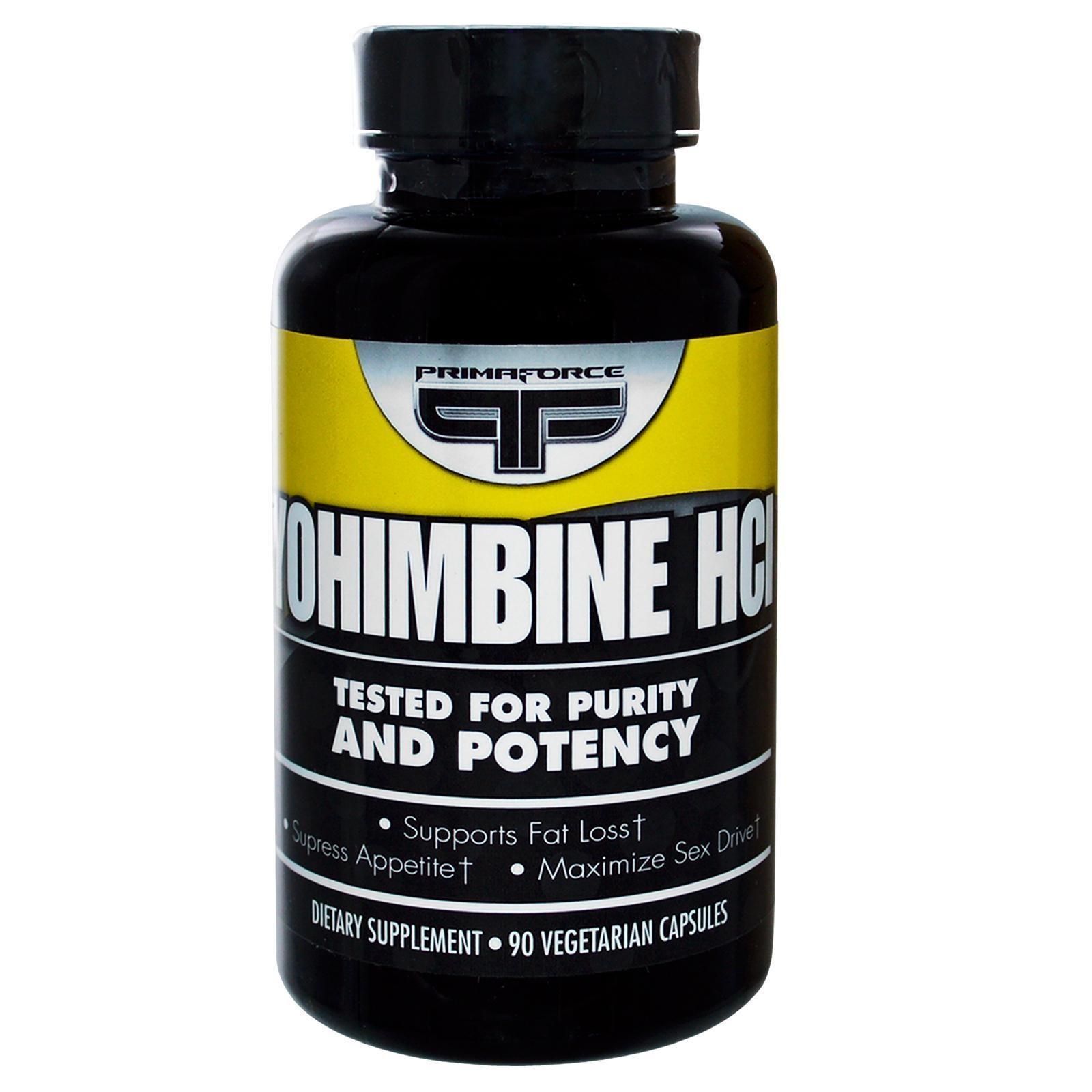 Ioimbina (Oral)