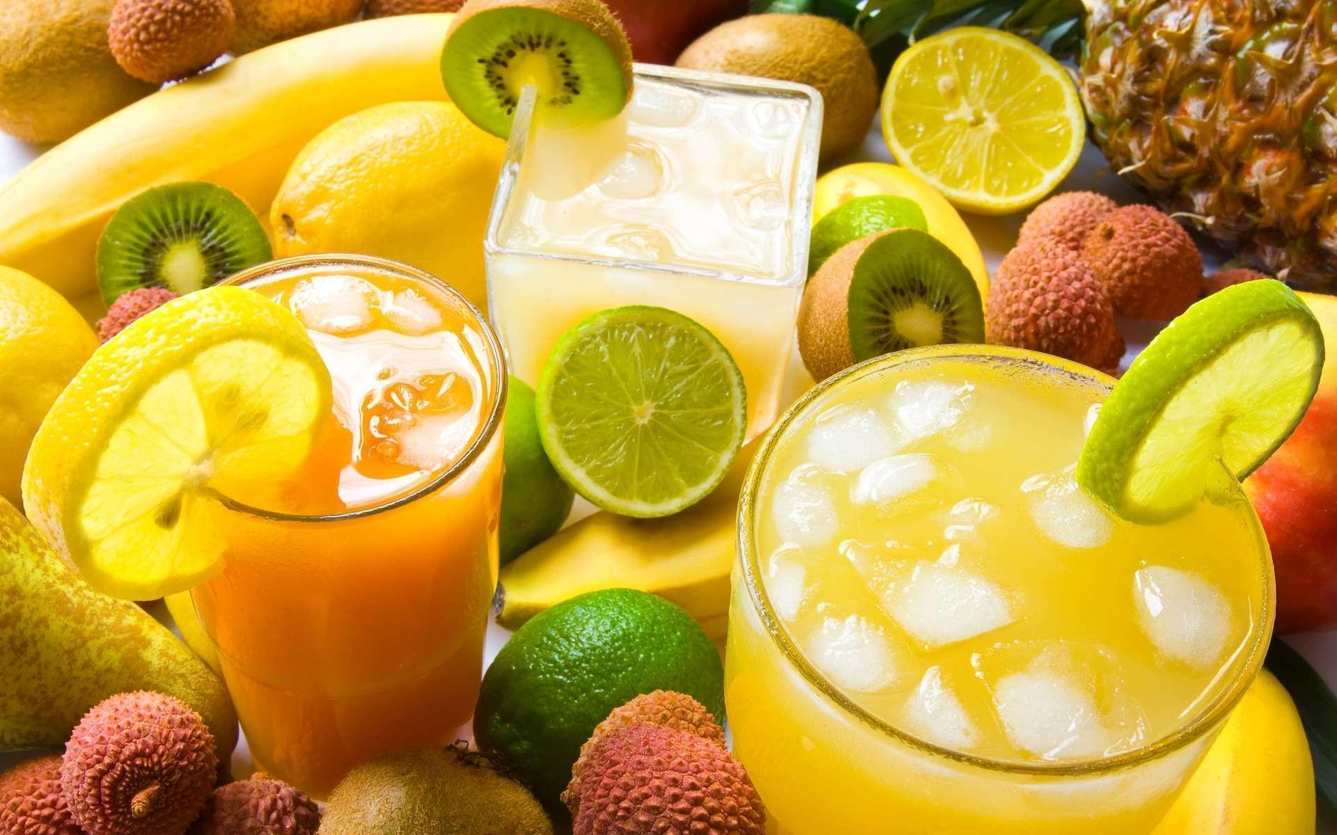 Sucos Para Emagrecer | Receita Para Emagrecer