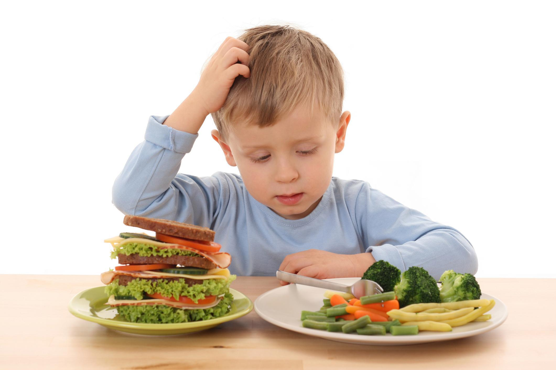 Alimentos em crianças diabéticas
