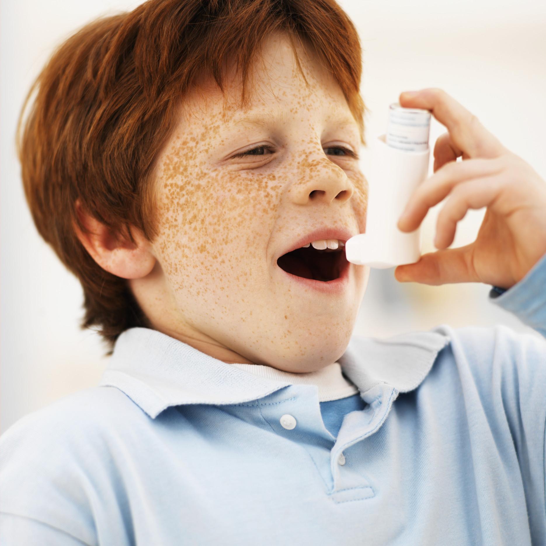 Asma nos Pequenos? Aprenda a Controlá-la