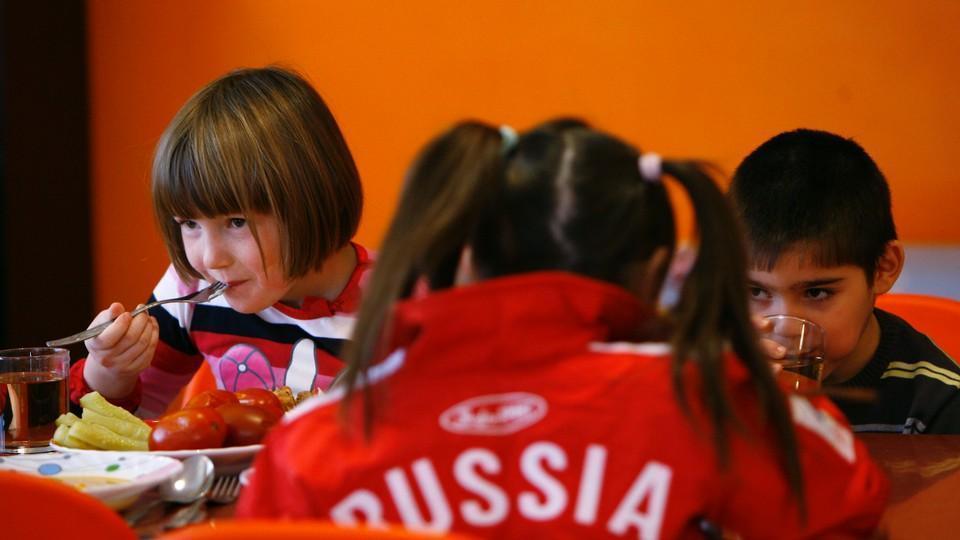 Mais de 40% das Crianças Russas Nascem com Anomalias