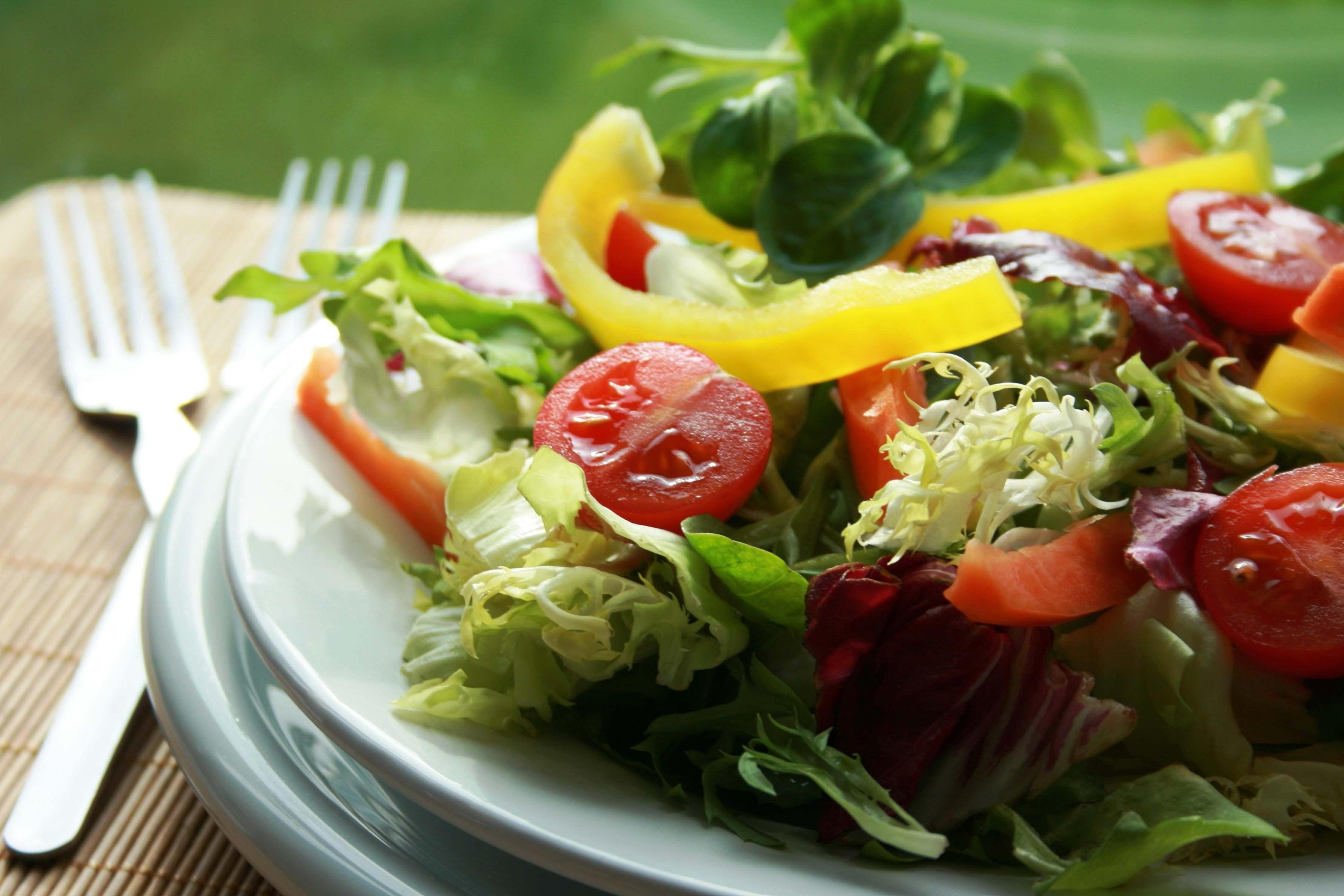 Alimentação Saudável é Sinônimo de Saúde