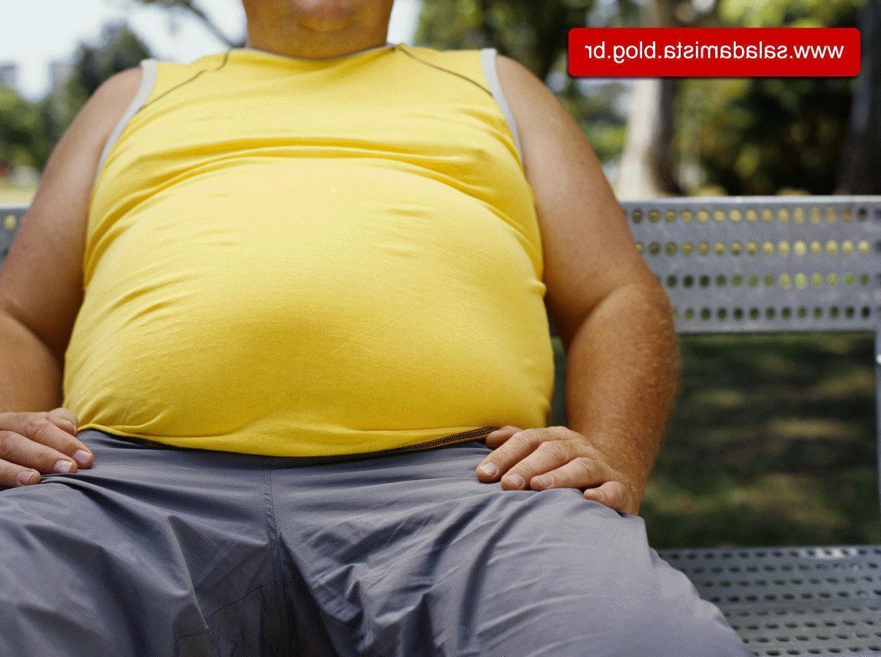Homens Com Barriga São Mais Propensos a Câncer de Próstata