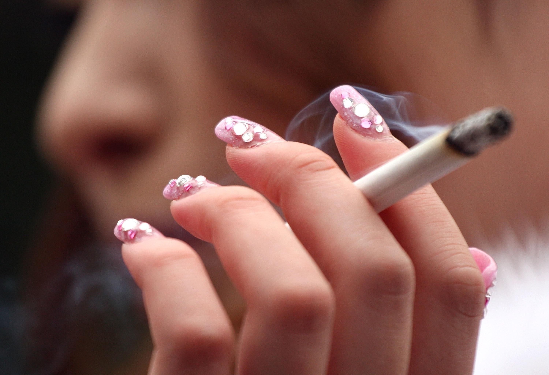 Cigarro Afeta Nutrição
