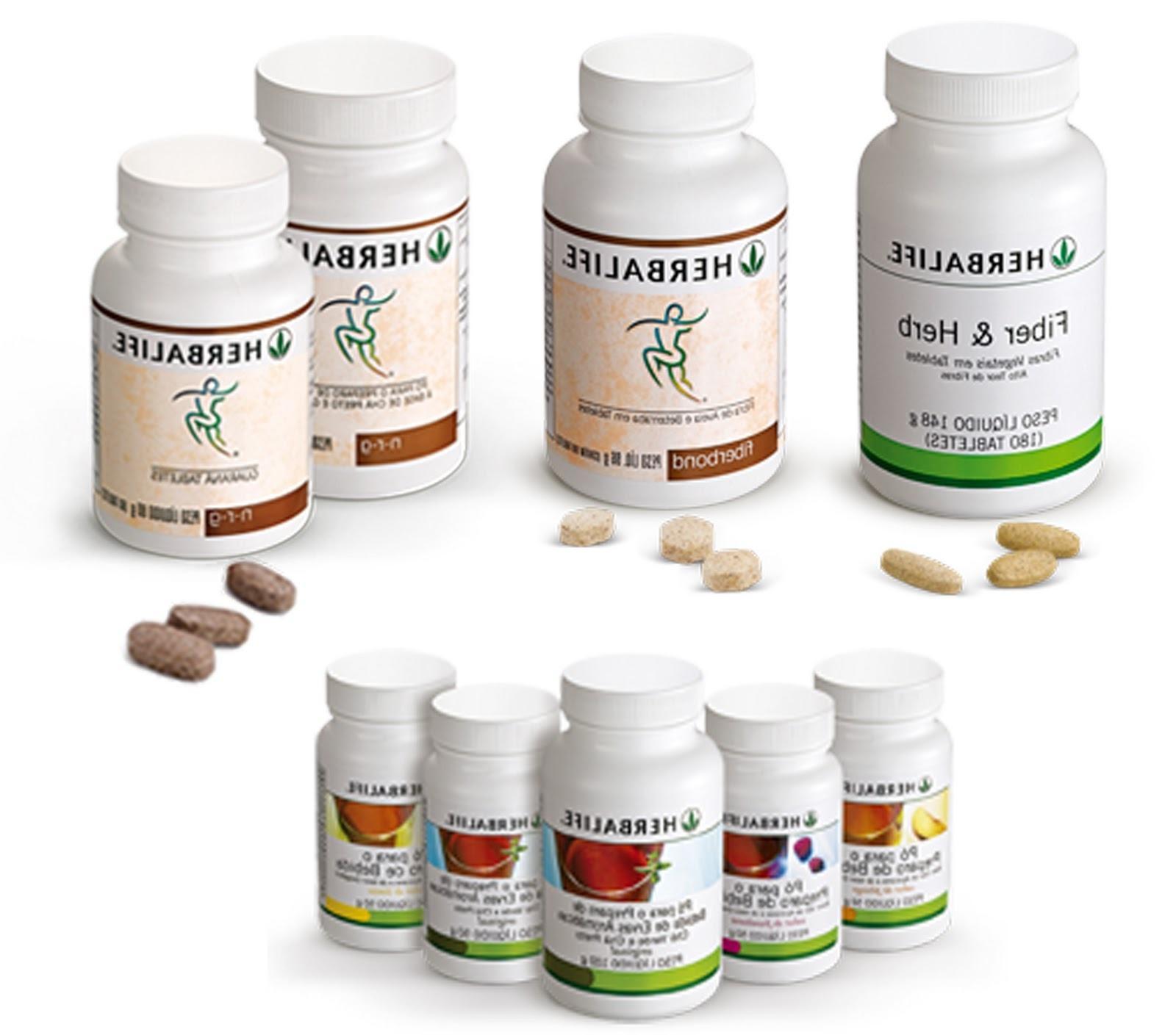 Efeitos Adversos dos Produtos Herbalife
