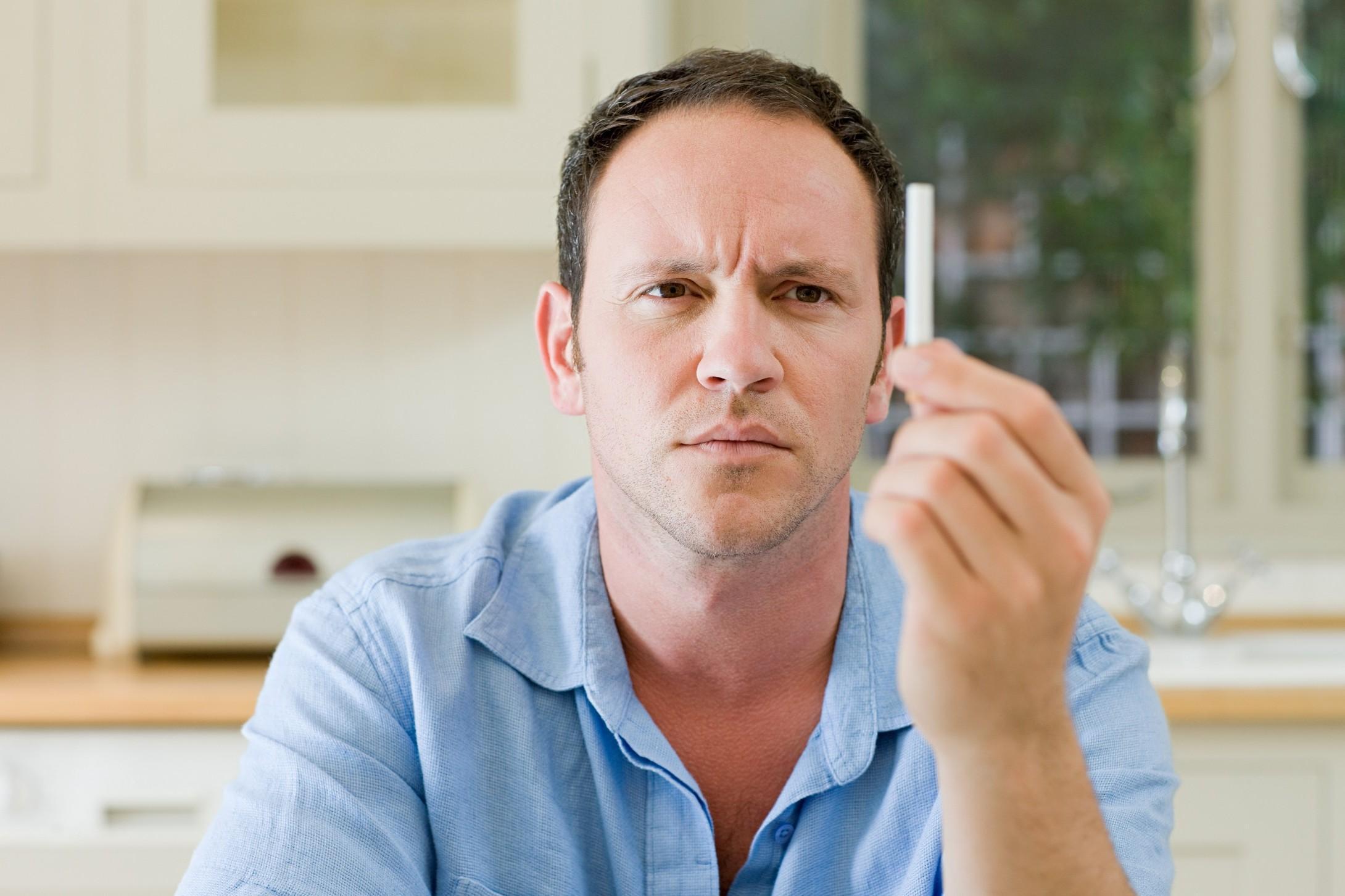 Tabaco Provoca Calvície nos Homens
