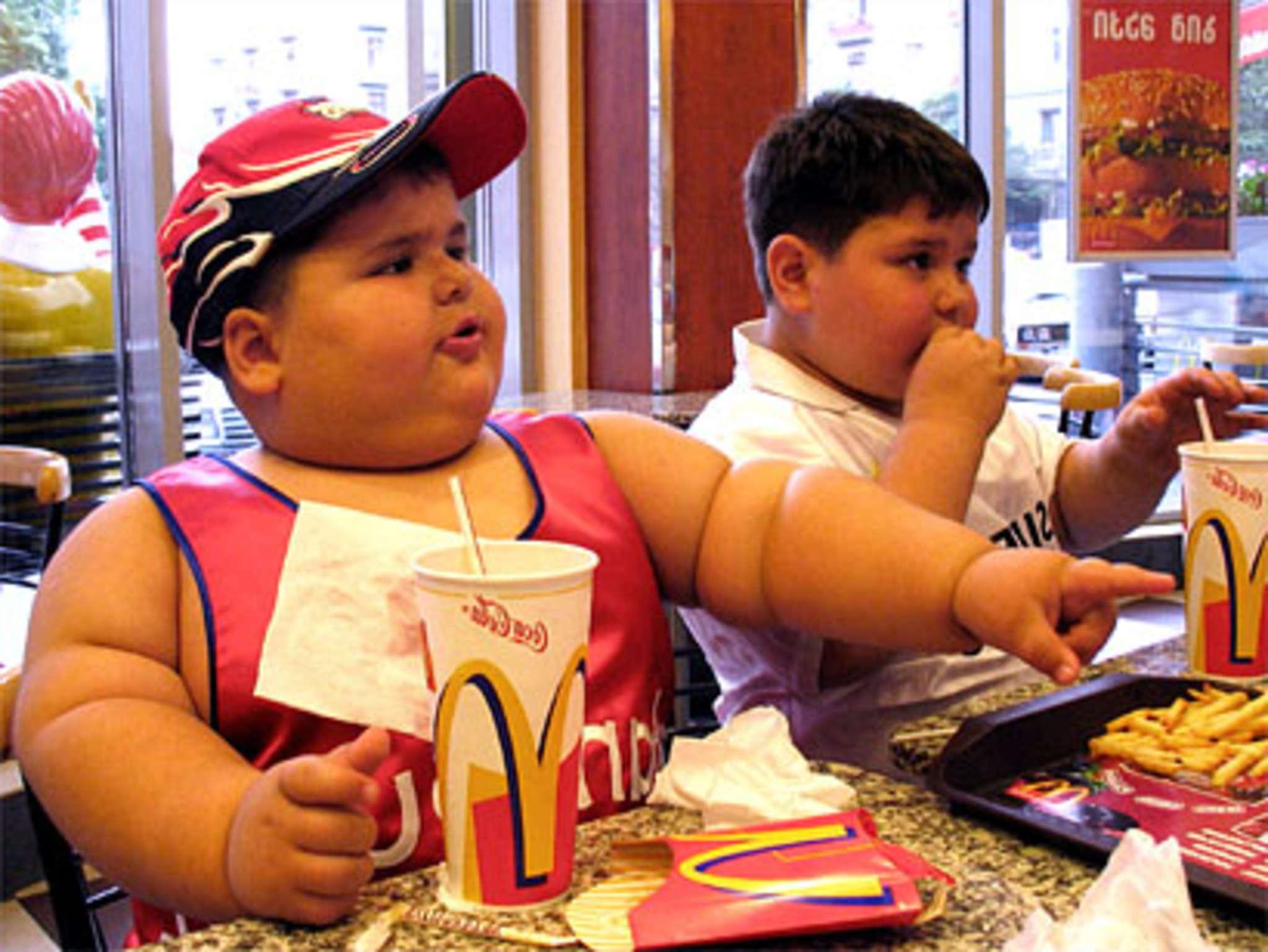 """A Obesidade Infantil é Agora """"Mais Perigosa"""" do Que Há 20 Anos"""