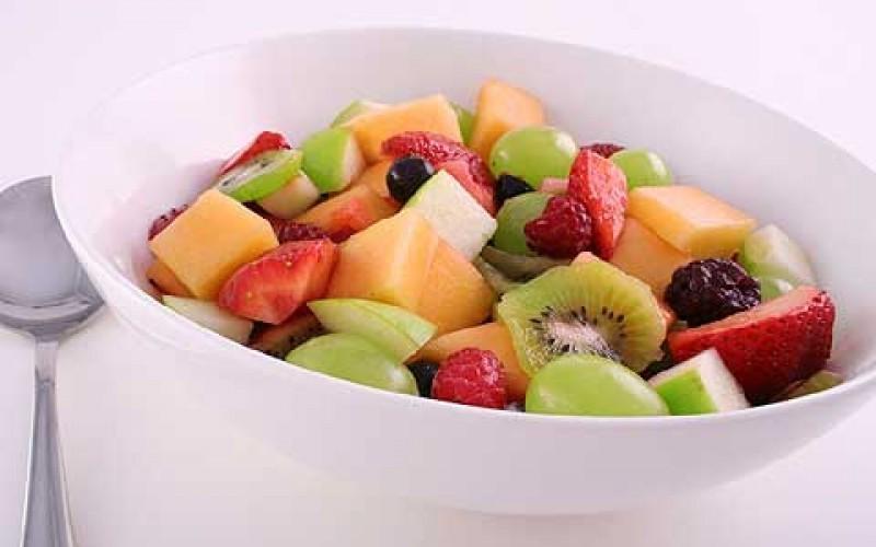 Salada de Frutas Tropicais – Receita de Como fazer Salada de Frutas Tropicais