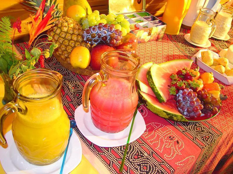 Suco de Maracujá, Morango e Limão Para Emagrecer e Refrescar