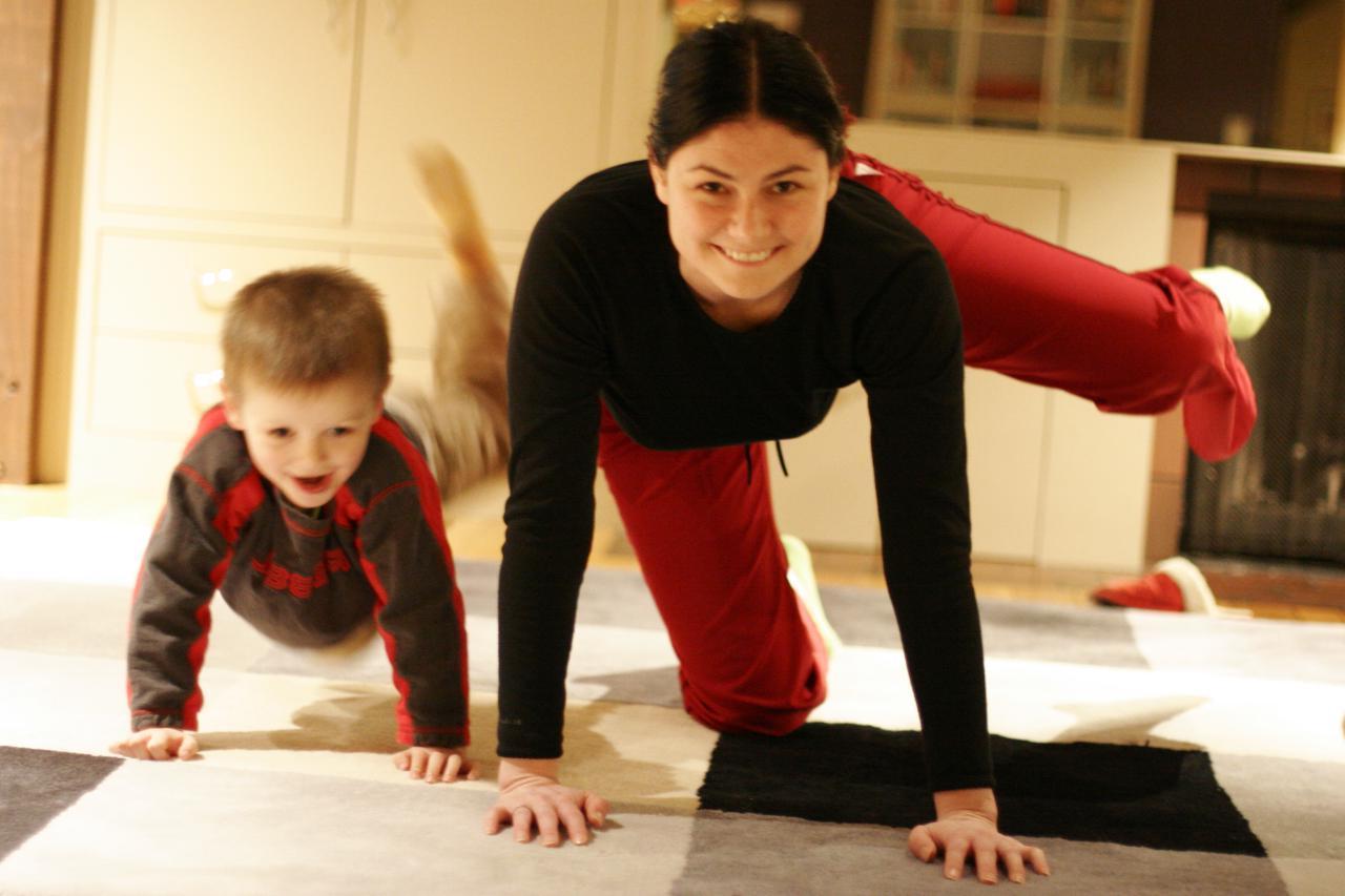 Exercícios Aeróbicos em Casa Para Emagrecer