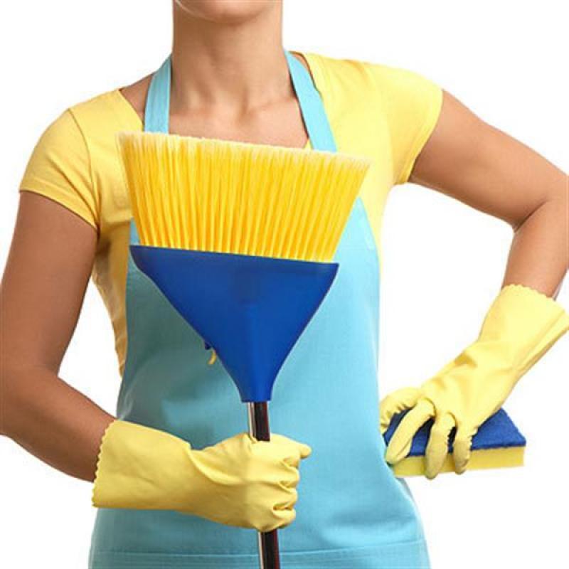 Limpe a Casa e Perca Peso – Emagrecer com Atividades e Serviços Domésticos