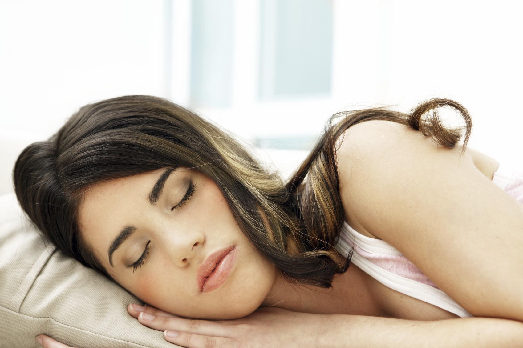 O Sono Alivia a Dor e Lembranças Traumáticas