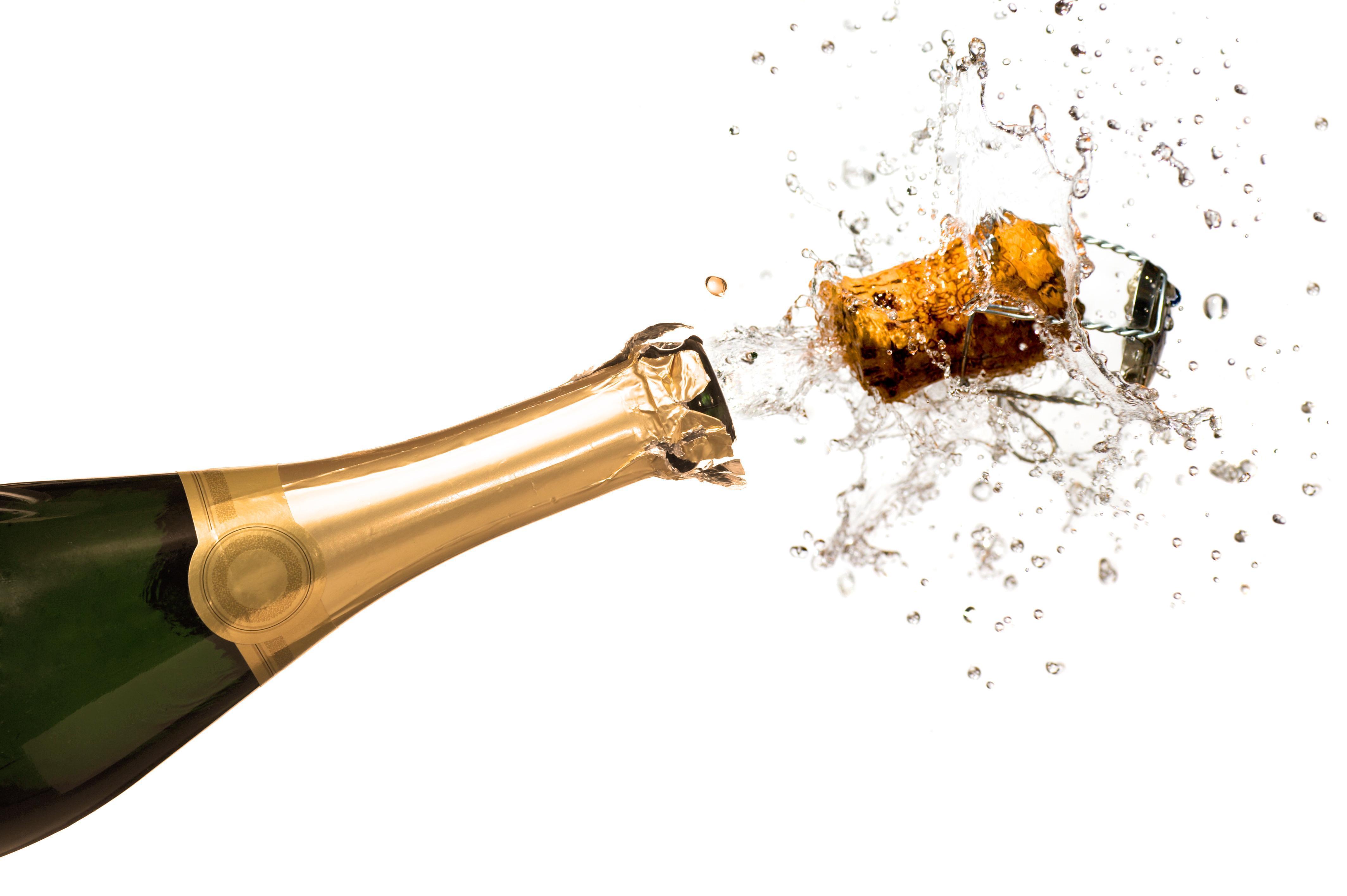 Coquetel Light Com Champagne