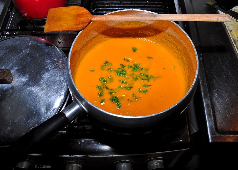 Sopa Light De Abóbora – Receita de sopa de abóbora para emagrecer