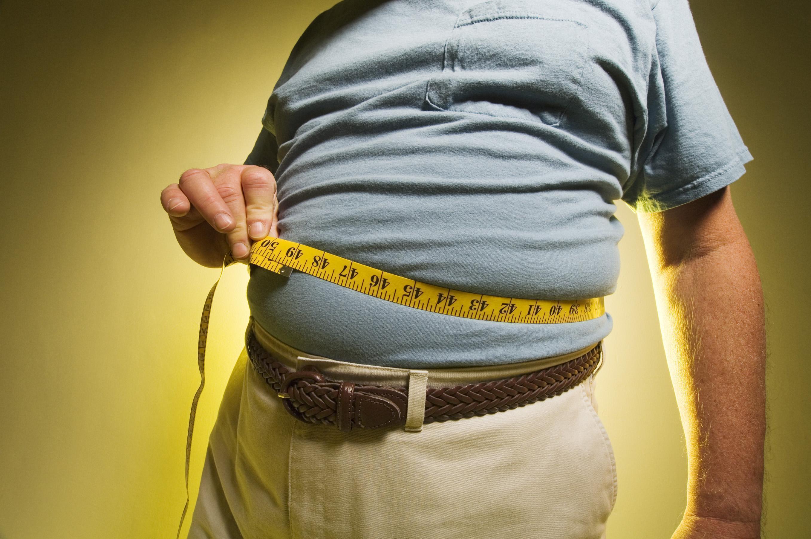 O Peso da População Mundial Destaca o Problema da Obesidade