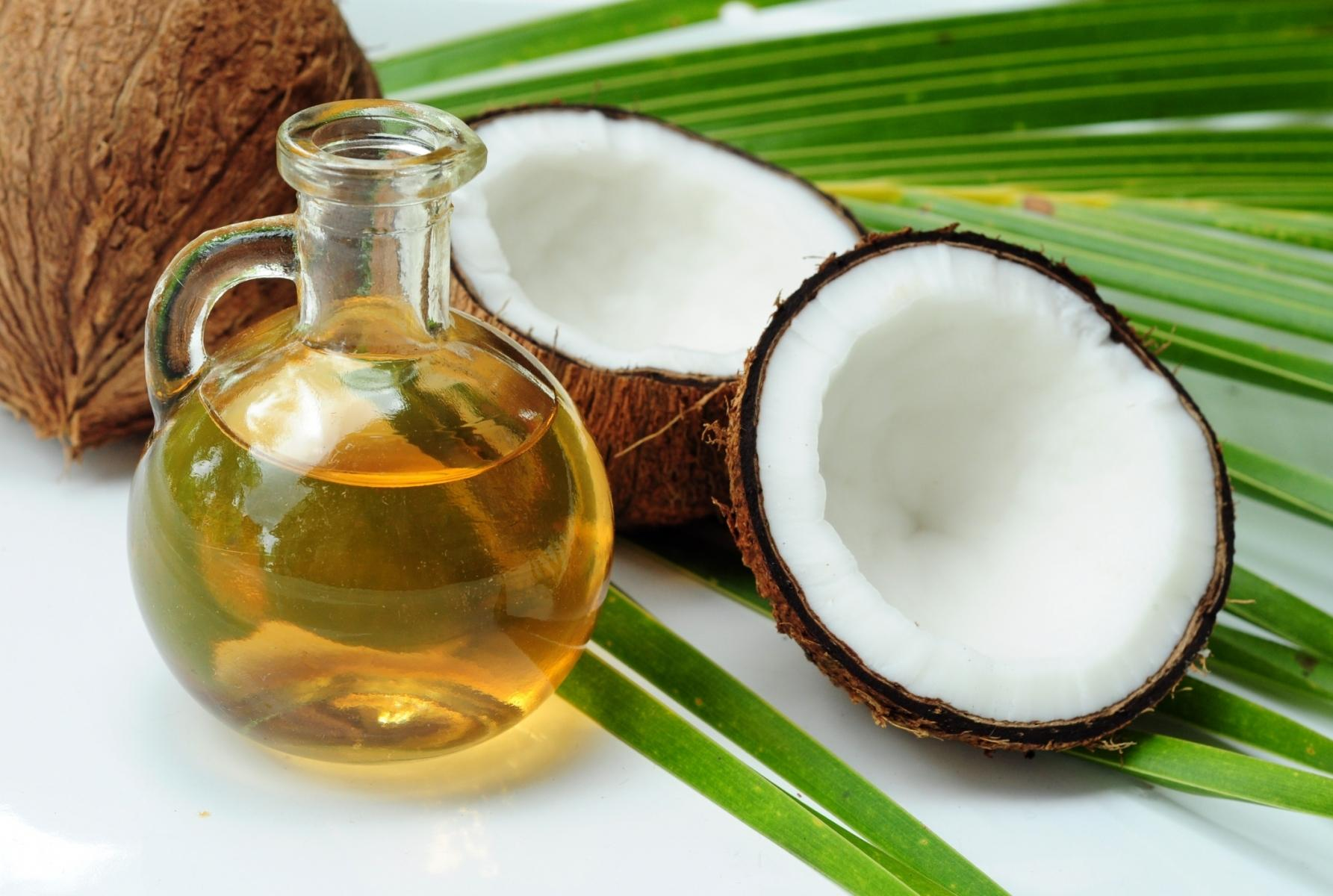 Óleo Coco – Propriedades e Efeitos Benéficos Para Saúde do Óleo Coco