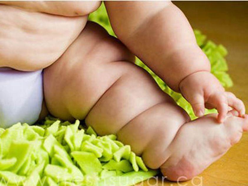 Sobrepeso em Crianças Impactos Sobre o seu Desenvolvimento