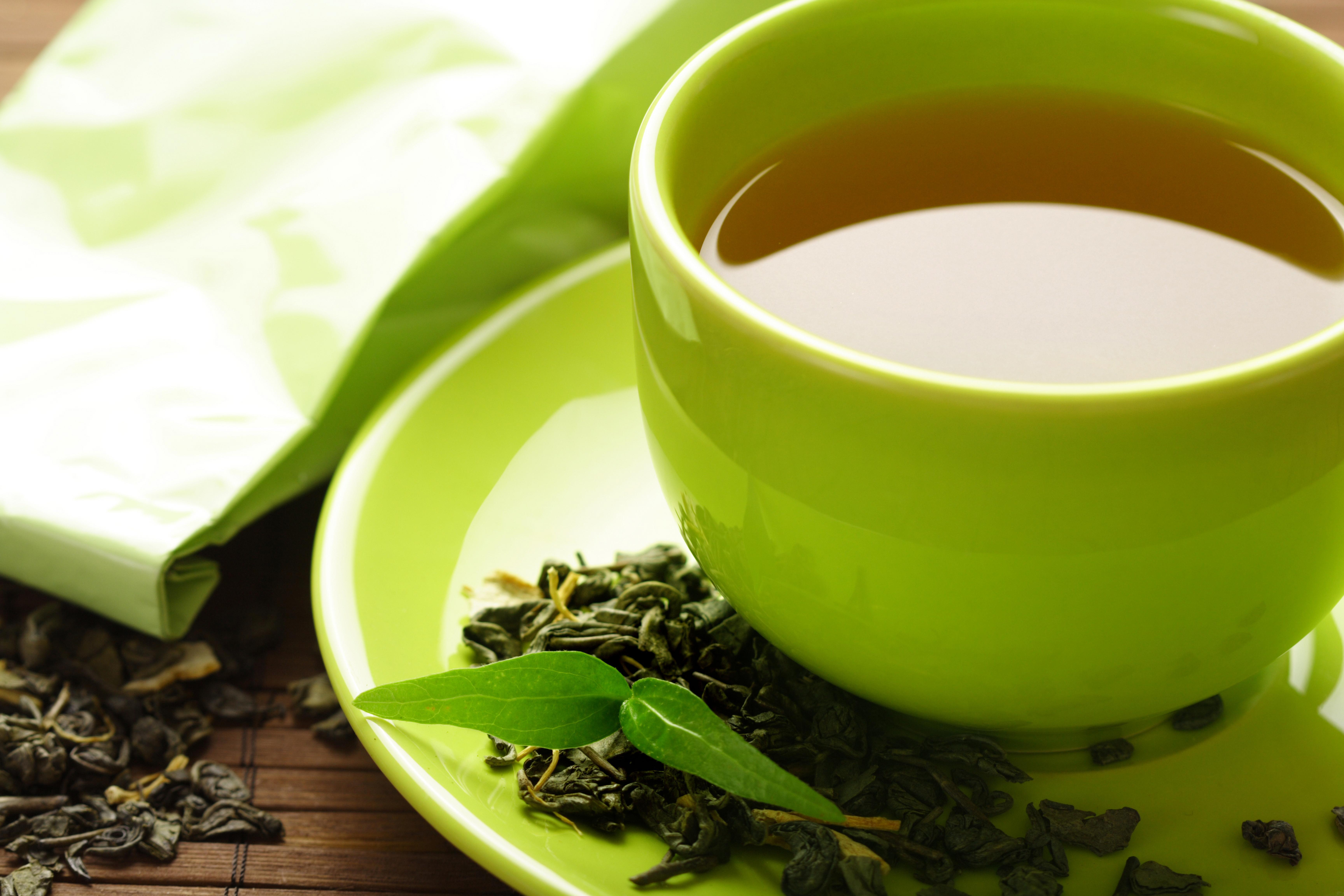 Chá Verde Termogênico –  Como Queimar Gorduras com Chá Verde