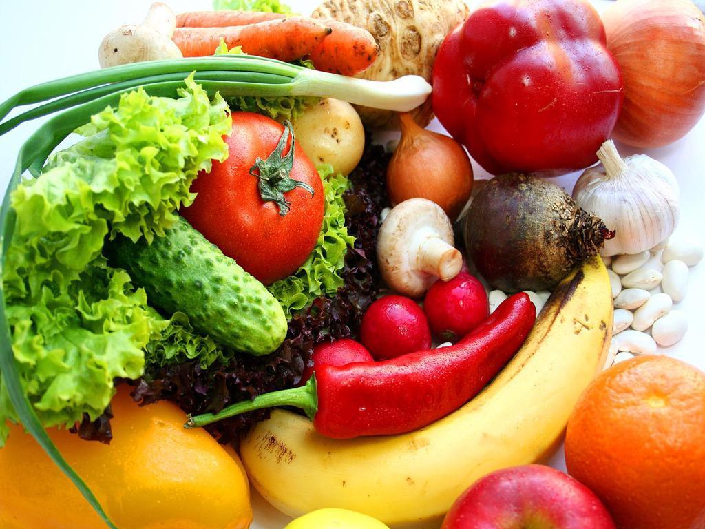 Dieta Vegetariana Para o Verão