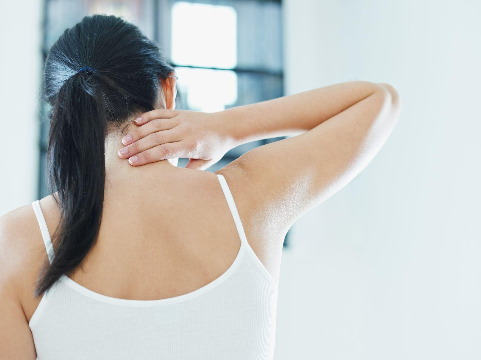 Sintomas e Causas de Torcicolo