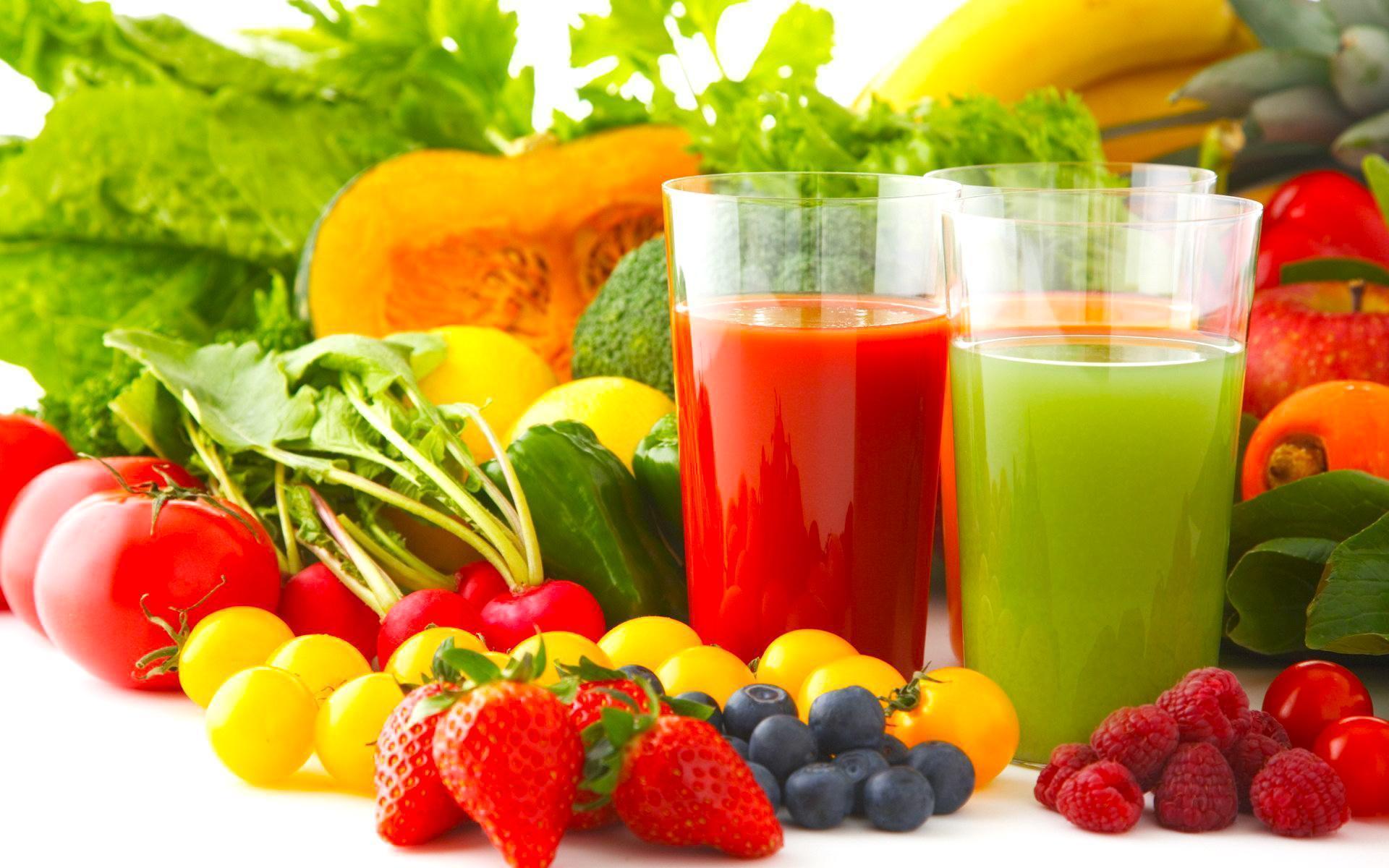 Suco de Vegetais para Perda de  Peso em  Diabéticos