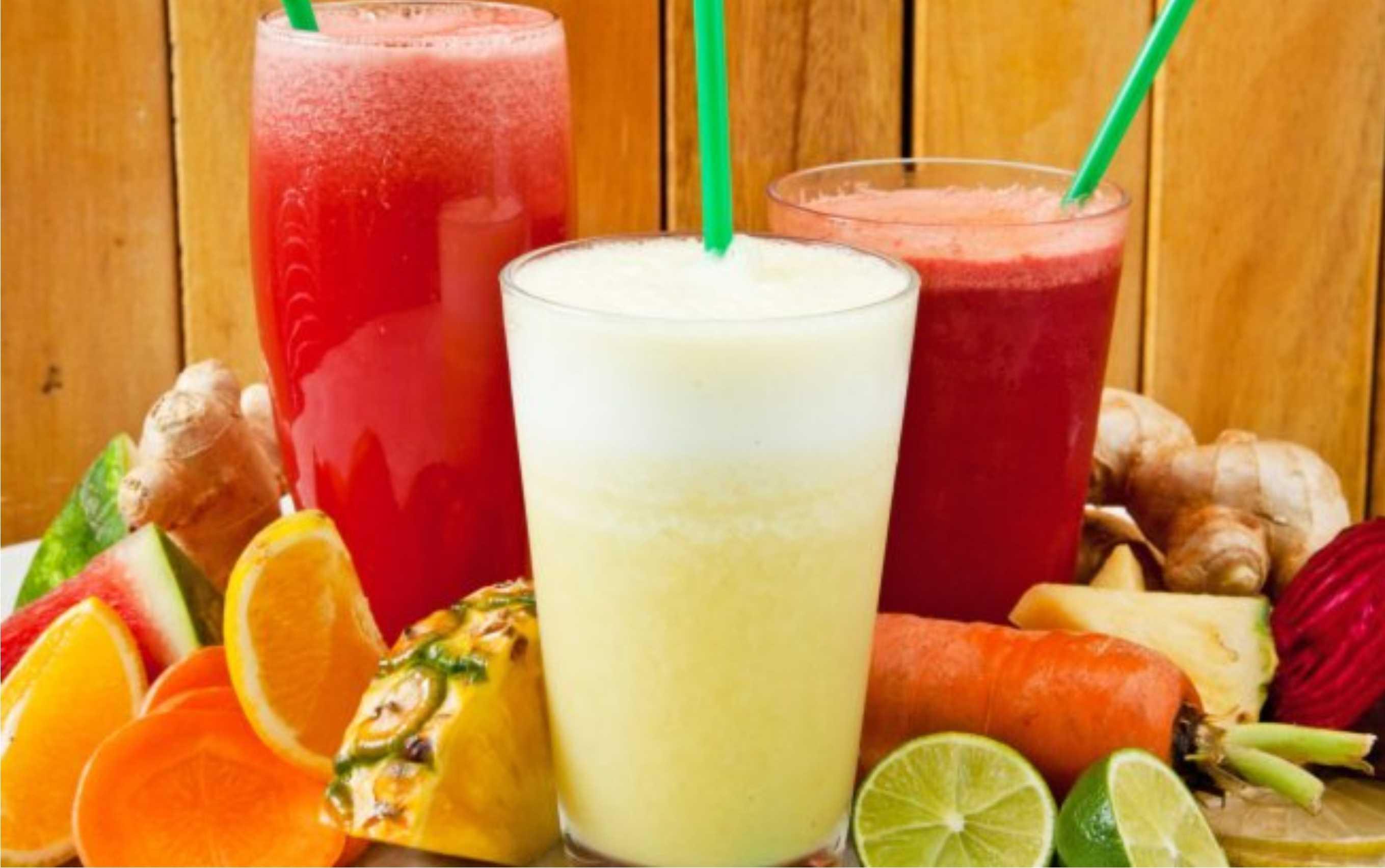 Sucos de Emagrecimento – Como Preparar Sucos Para Perder Peso