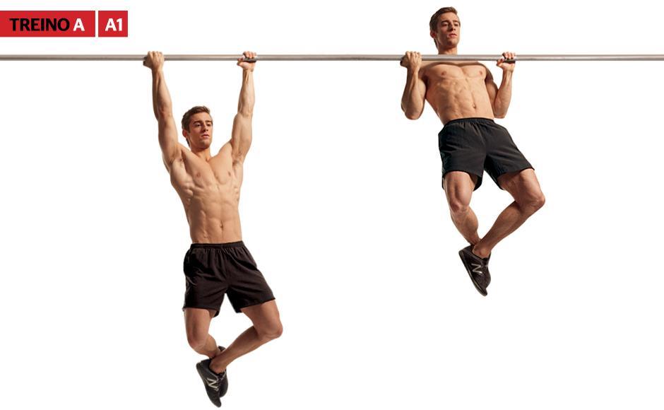 Treinamento: Ordem dos Exercícios