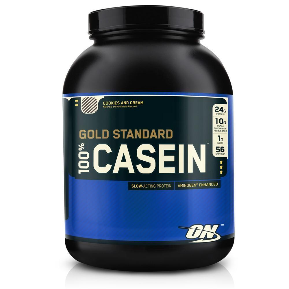 Caseína: Benefícios da Caseína, 100% de Proteína