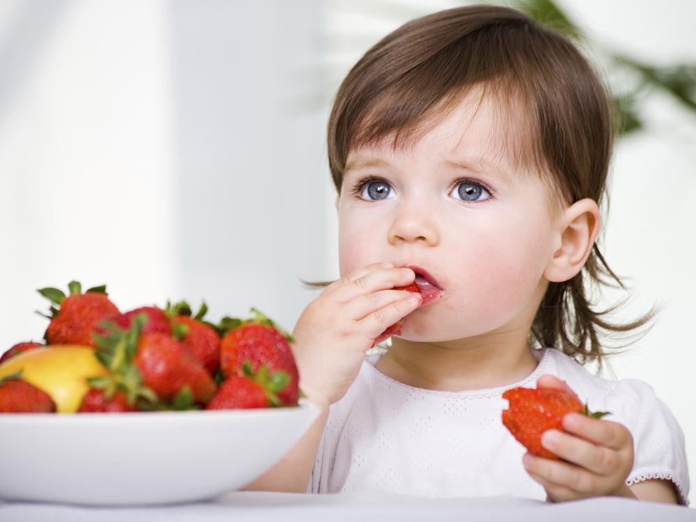 Como Fazer com que Nossos Filhos Comam Bem