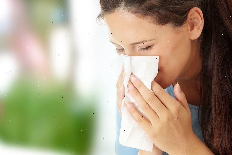 Cinco Dicas para Prevenir as Alergias no Inverno