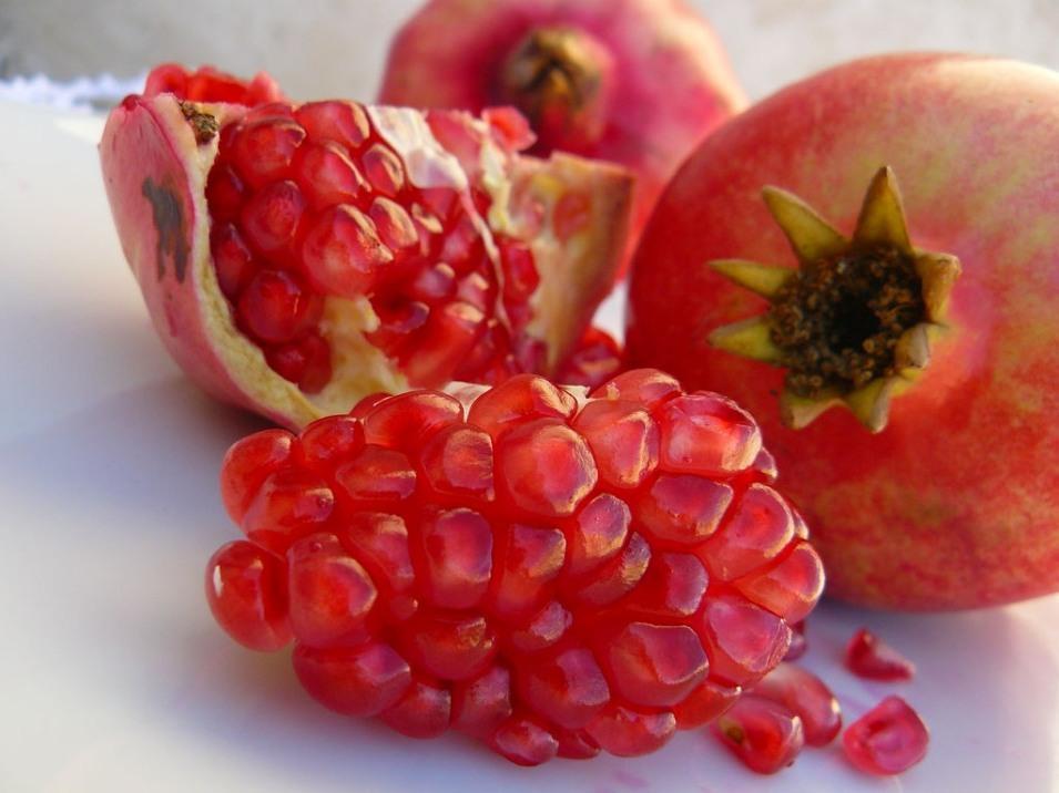 Romã, a Fruta Anticolesterol