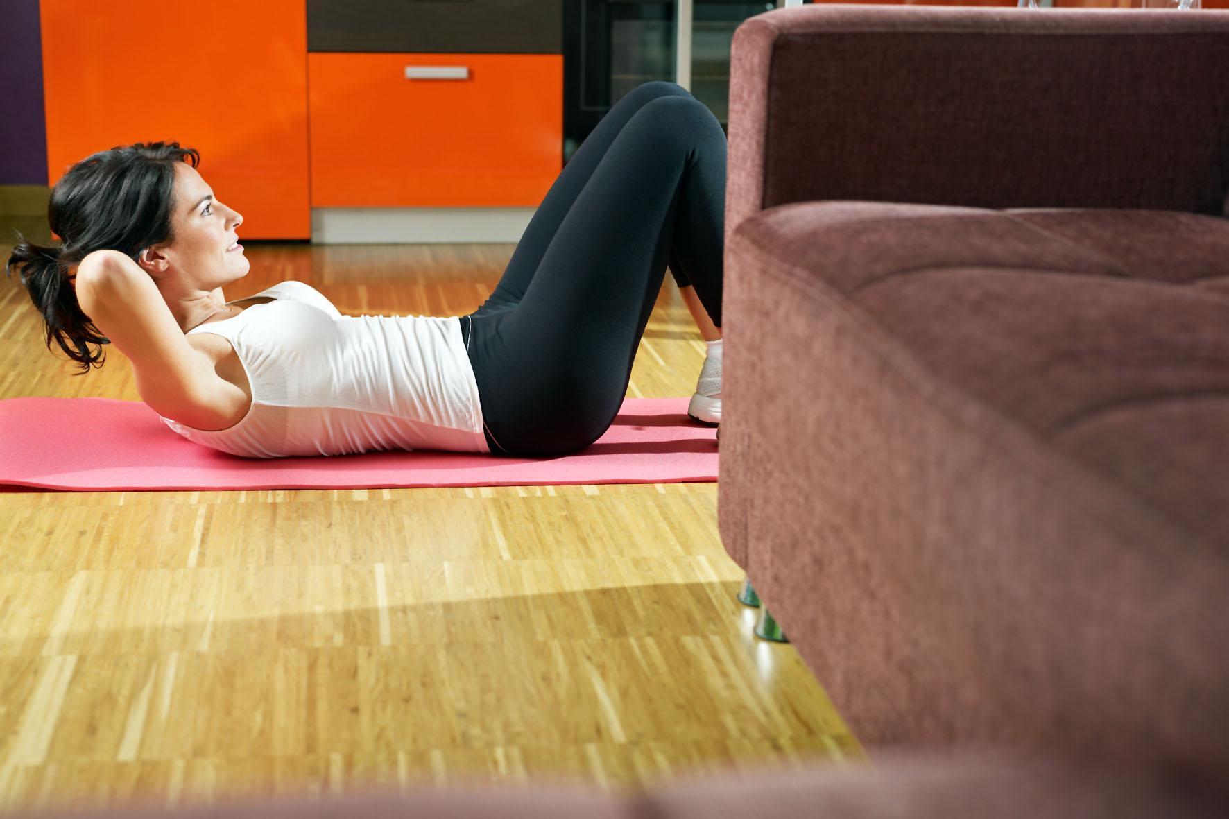 Cinco Exercícios Para Emagrecer Em Casa
