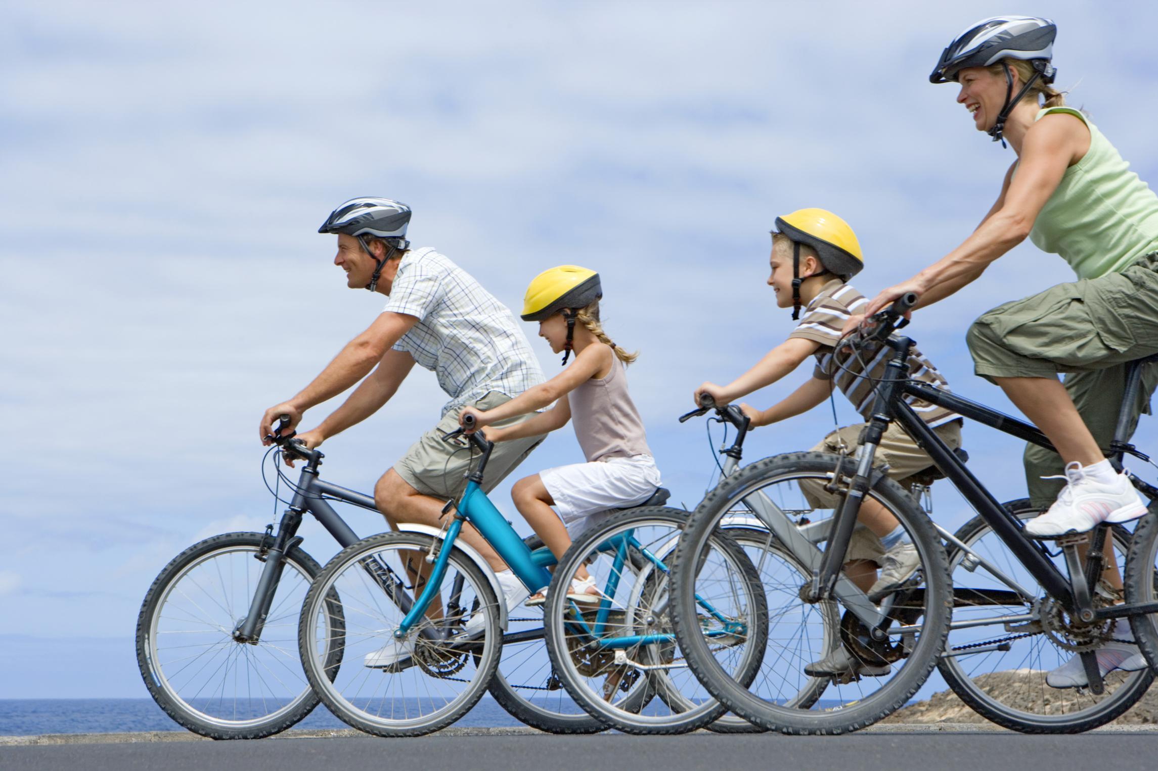 Os Benefícios de Andar de Bicicleta: Saúde, Esporte, Ecologia e Economia