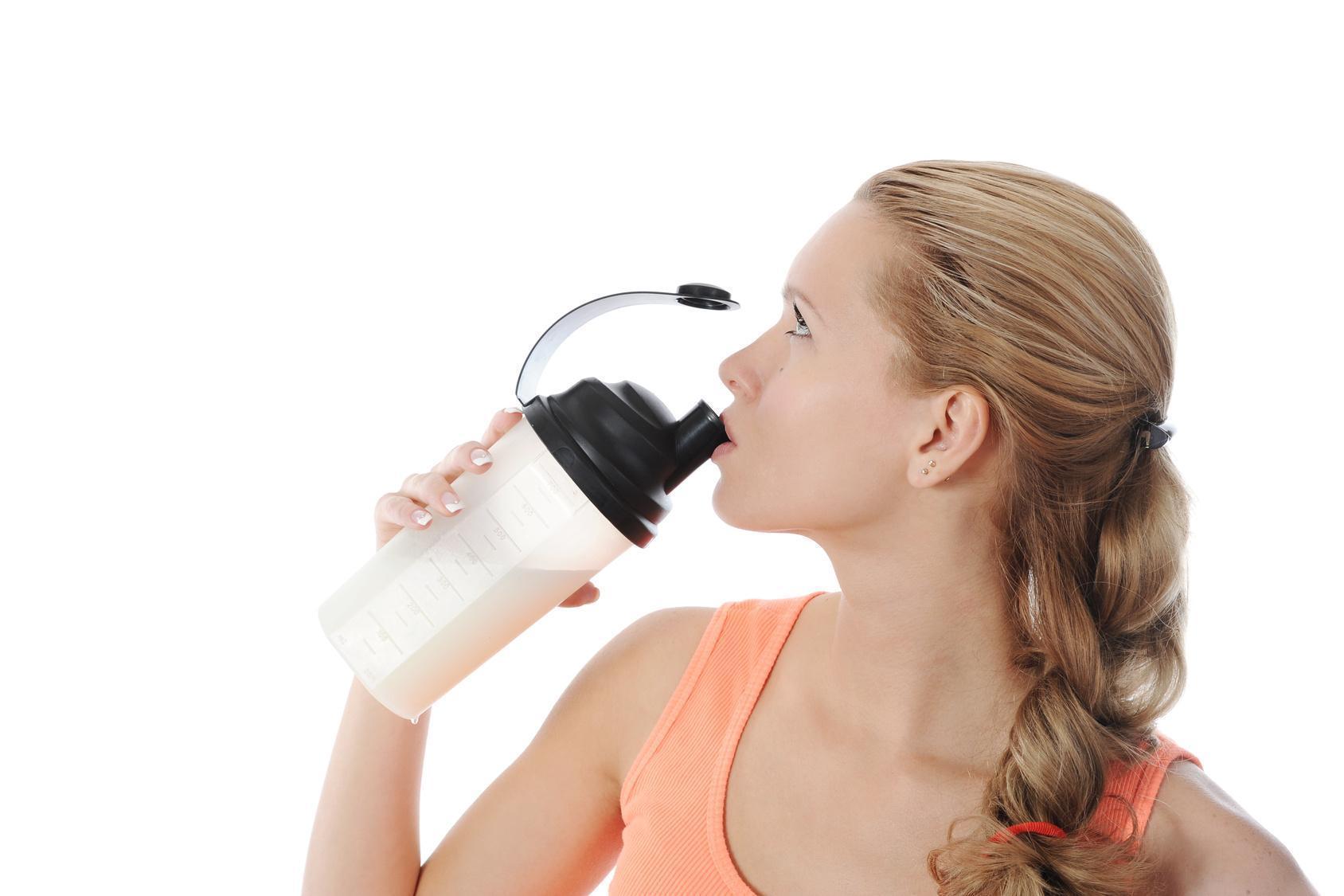 Como Tomar Shakes de Proteína Após O Treinamento
