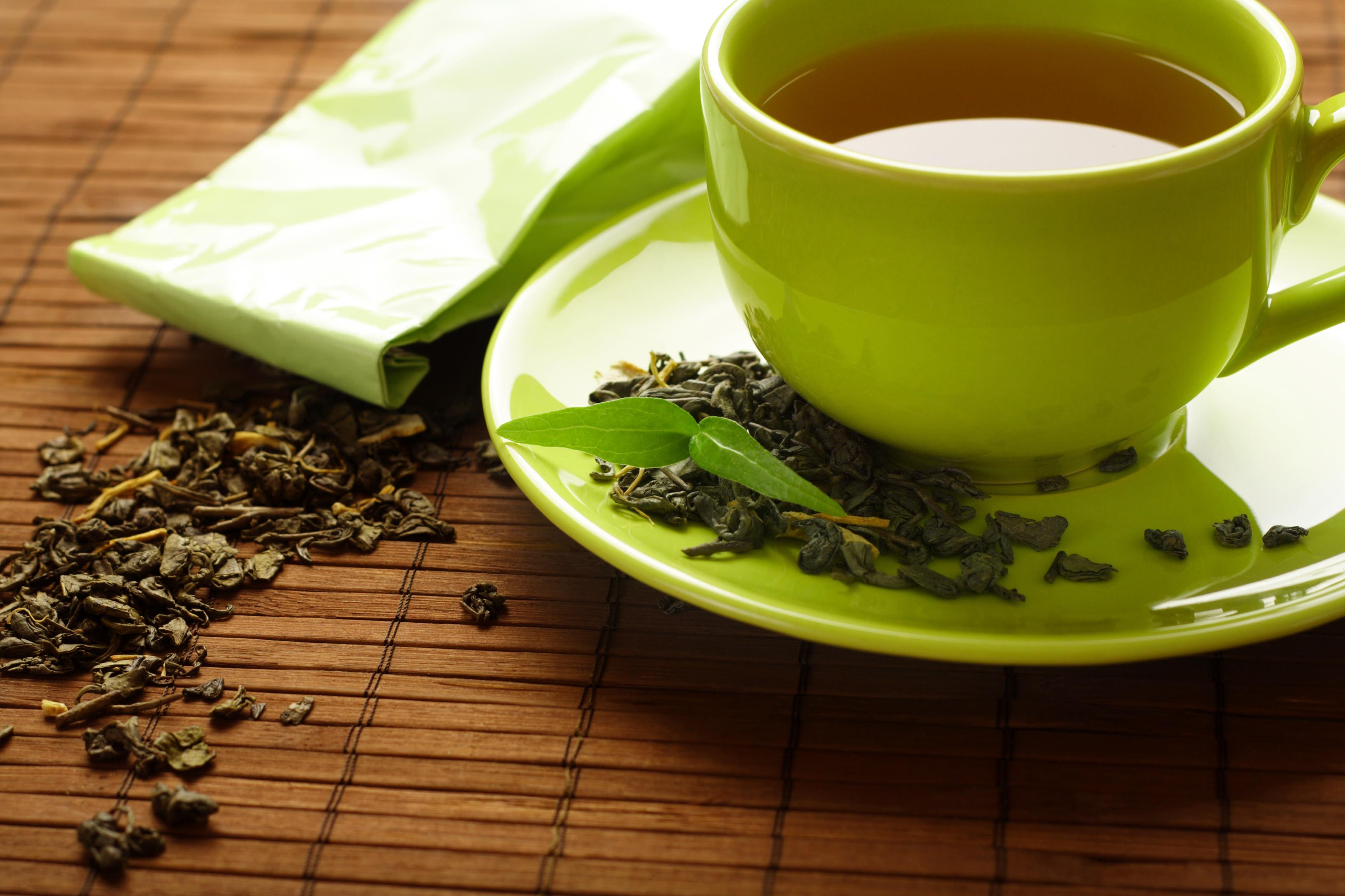 Dieta De Emagrecimento Rápido Com Chá Verde