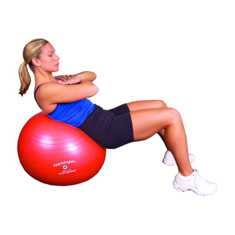 Exercícios Com Bola Pilates | Fortalece Os Ombros