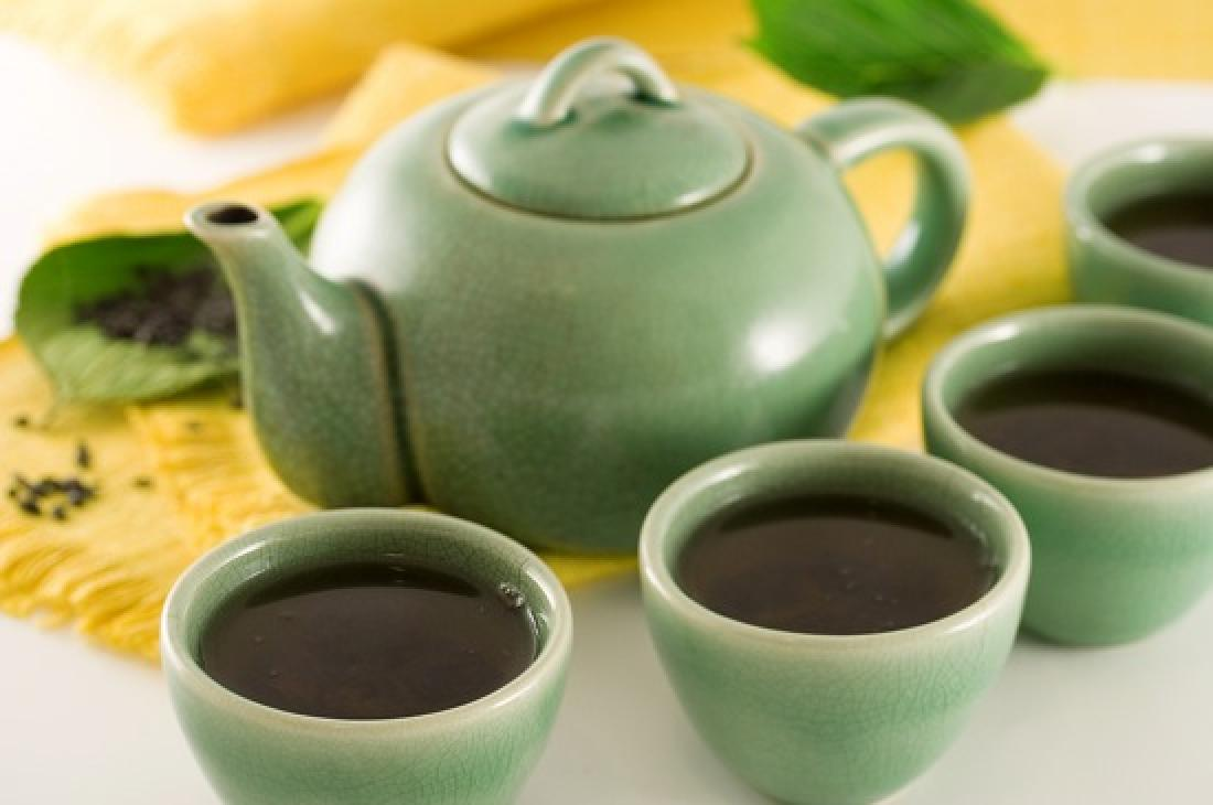 O Chá Verde Na Musculação
