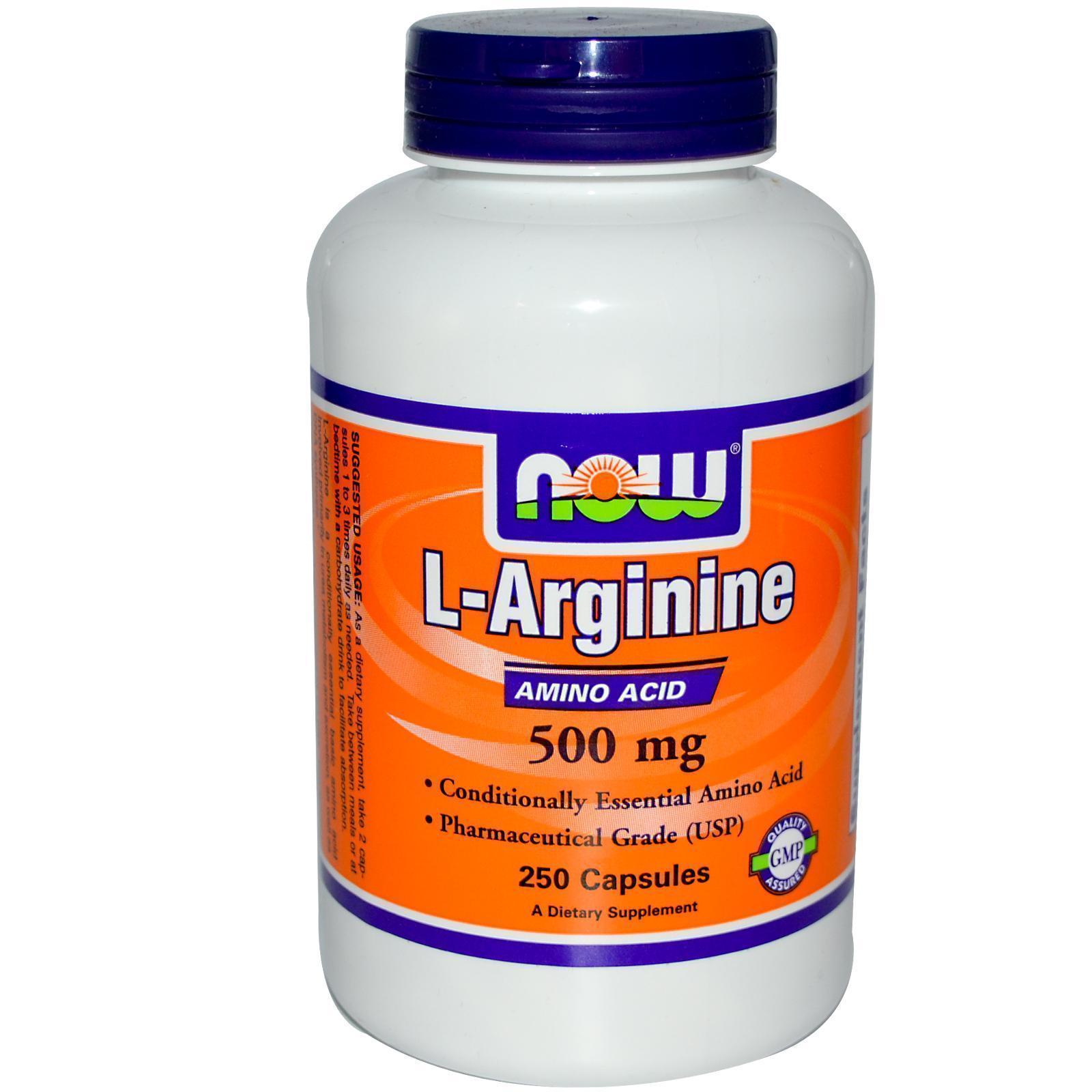 Tudo Sobre A L-Arginina