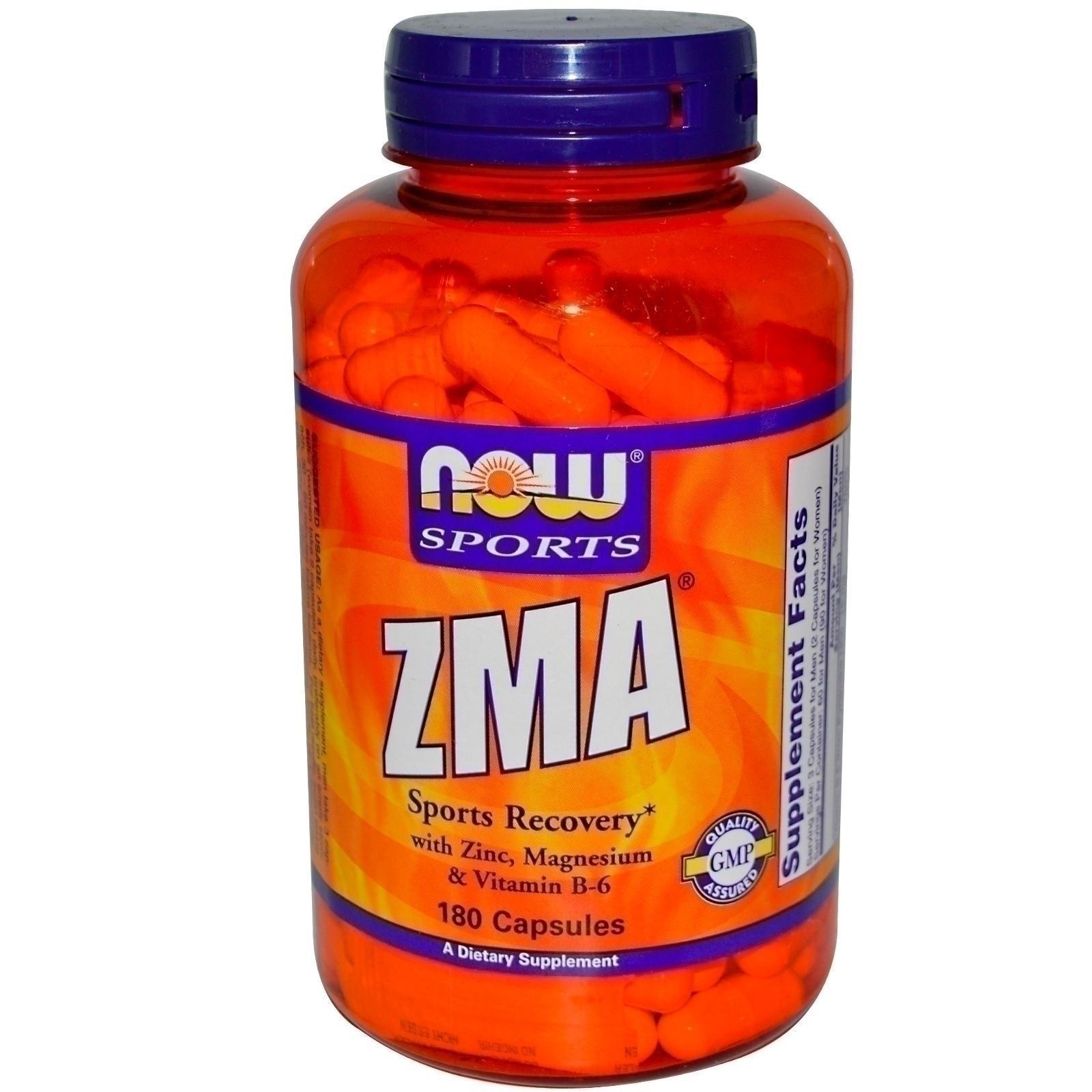 ZMA: Suplemento Para Aumento De Força E Suas Características